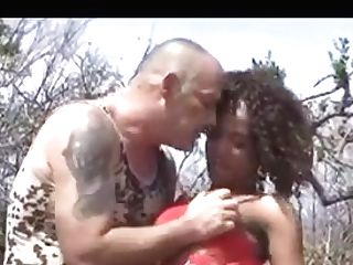 African Women With Milky Guys