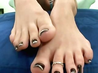 Classy Feet Is Your Kink