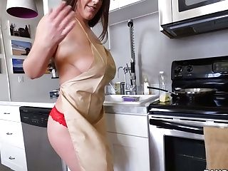 Housewife With Strenuous Fun Bags Angela Milky Is Fucked Hard In...