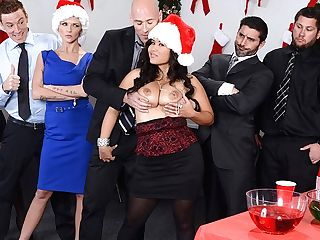 Office Christmas Soiree