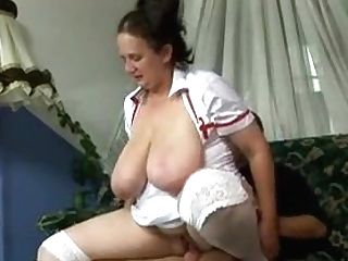 Matures Nurse Gets Fucked