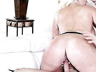 Incredible Big-boobed Alura Jenson Shares Fat Hard-on With Awesome...