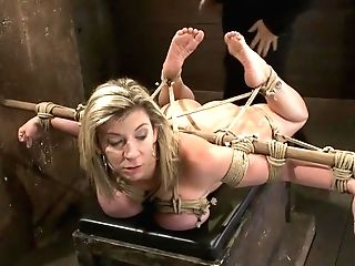 Mummy With 'ee' Tits Has So Many Orgasms Ripped Out Of...